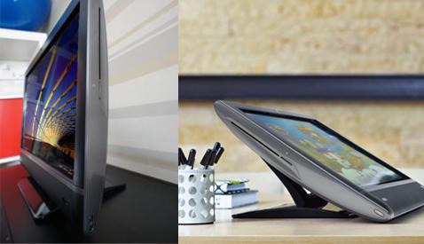 IPS宽屏视角和多角度显示器调节支架