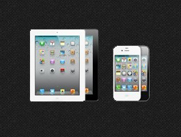 适合iPad/iPhone