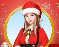 萌娘壁纸送圣诞祝福
