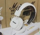 Marshall耳机亮相