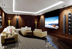 奢华享受 10万元内打造3D IMAX影院