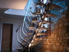 恐龙脊柱楼梯