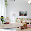 58平一室一厅 专为白领设计的居住风格