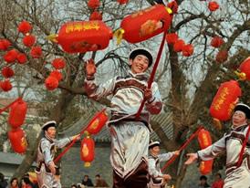 """春节拍年""""味儿"""" 龙年庙会摄影指南"""