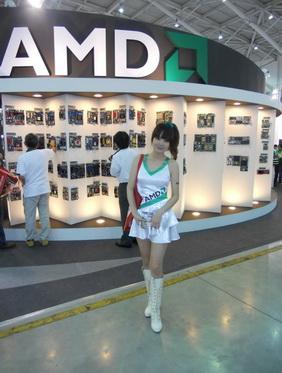 AMD超薄本6月发布 比英特尔便宜20%