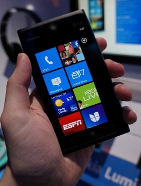 支持LTE 诺基亚Lumia 900正式发布