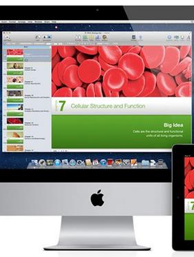 苹果发布iBook 2 进入电子教科书领域