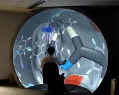 150度可视角 半球面投影Dlmens应用展