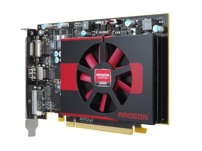 Radeon HD 7750特写