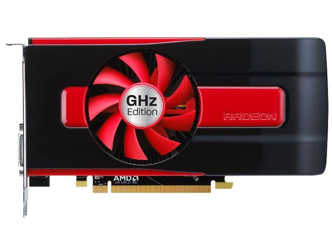 Radeon HD 7770特写