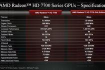 HD7700系列产品规格表