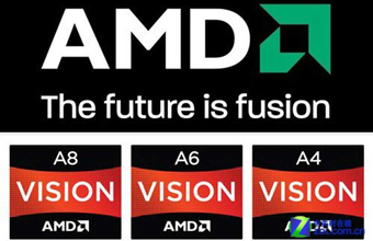AMD Fusion A系列处理器