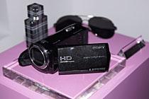 索尼CX270E数码摄像机