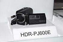 索尼投影DVPJ600E