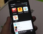 HTC One S界面