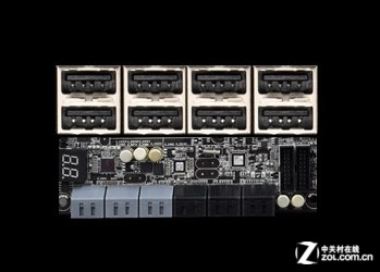 扩展插槽及SATA接口