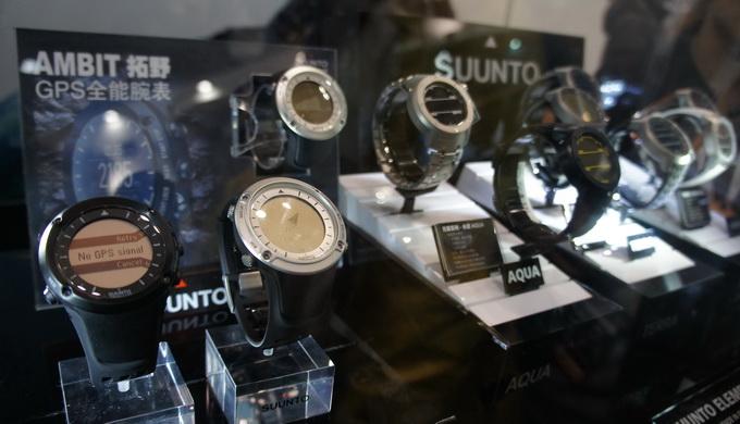 ISPO2012户外用品展电子产品抢先图赏