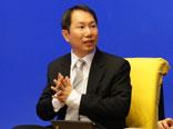 李俊瑩先生发言
