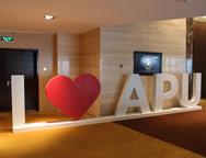 APU周年发布会现场