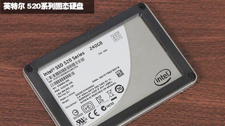 Intel 520 Series-Get Fast(240GB)