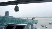 IP监控摄像机应用昌北机场