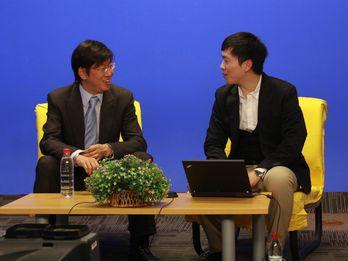 林世强表示未来坚持DIY行业