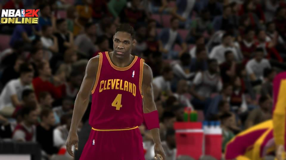 NBA2K online图片欣赏