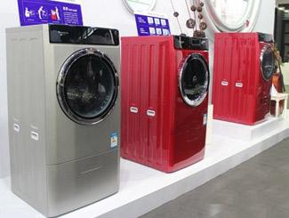 卡萨帝洗衣机现场直击