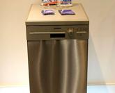 西门子小容积洗衣机