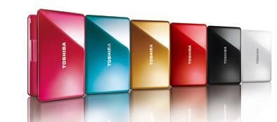 炫丽耀眼之色彩 东芝M800系列新品时尚本