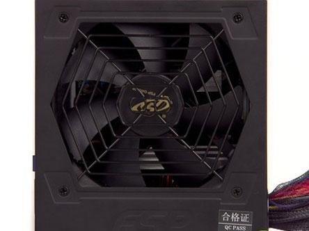 轻取86%效率 全汉蓝暴经典550电源首测