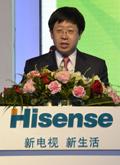 海信电器总经理 刘洪新