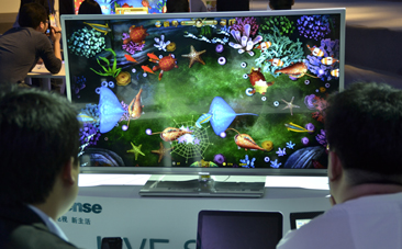 海信平板与电视实现多屏互动