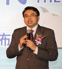 TCL集团高级副总裁、TCL通讯CEO郭爱平先生