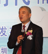 TCL集团高级副总裁、TCL多媒体CEO赵忠尧先生