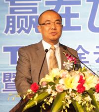 TCL集团助理总裁、品牌管理中心总经理梁启春先生