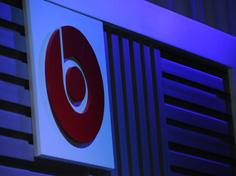 发布会现场Beats耳机体验区