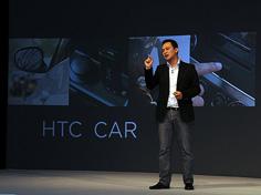 林祖荣先生展示HTC Car