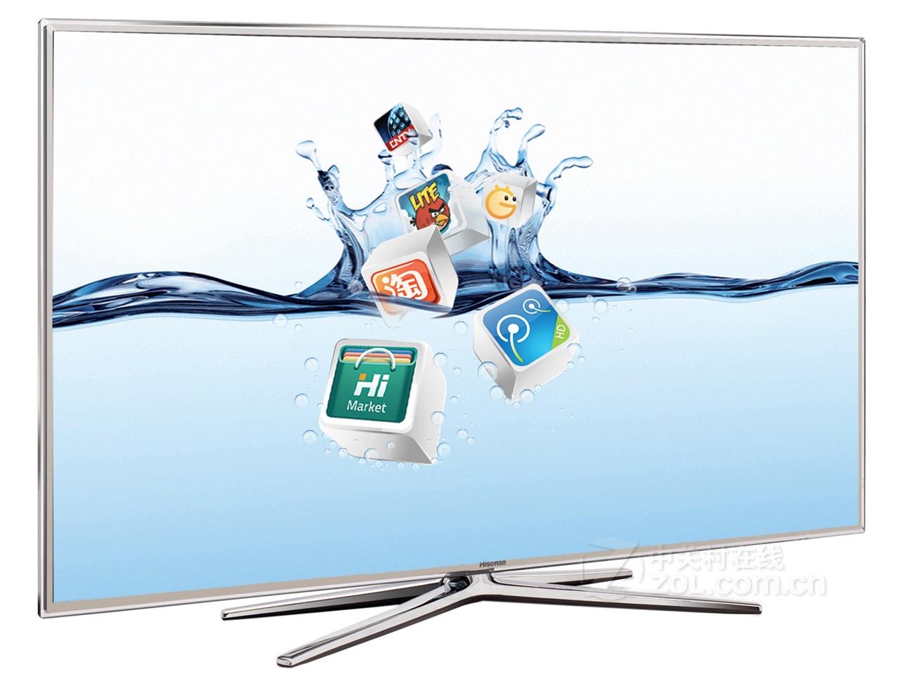 海信智能电视:操控设备改用Wii