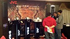 JVC 2012 4K 3D D-ILA投影全阵容