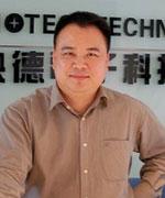 映泰中国区副总经理 魏志雄