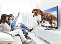 联想智能电视看爽3D电影