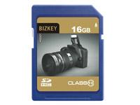 BIZKEY Class10 16GB SD卡