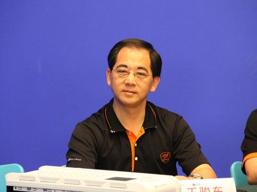 伟训总经理王骏东