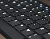 悬浮式巧克力键盘