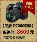 尼康 D7000套机(18-105mm)