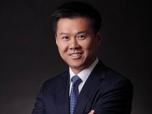 联想集团高级副总裁<BR>中国区总裁 陈旭东