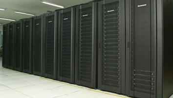 联想推国内首套万亿次运算能力服务器深腾1800