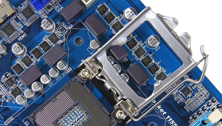 H77-DS3H供电