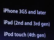 新品对号入座 iOS6/Siri支持设备汇总